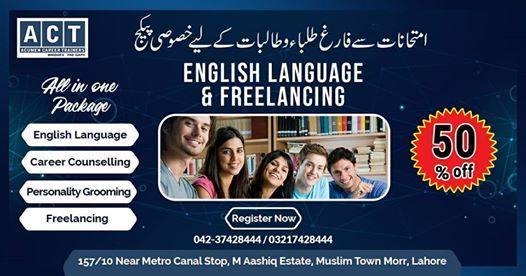 English Language Learning Camp