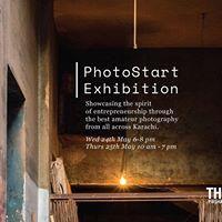 PhotoStart Photography Exhibition