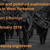 Slate-Grey Rain and Polished Euphoniums course
