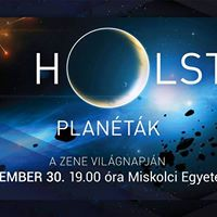 Gustav Holst - Plantk