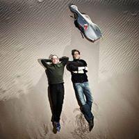 Karel Bredenhorst en Simon Callaghan met Duo Verzaro