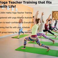 200hr350hr Core Foundational Yoga Teacher Training