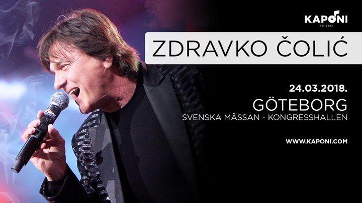 Zdravko Colic - Gteborg 2018