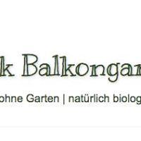 Balkongrtnern Workshop mit Netzwerk Balkongarten