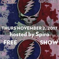 FREE SHOW G.A.M.E. a tribute to the Grateful Dead &amp beyond hosted by Spiro