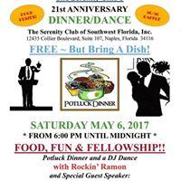 Serenity Clubs Anniversary