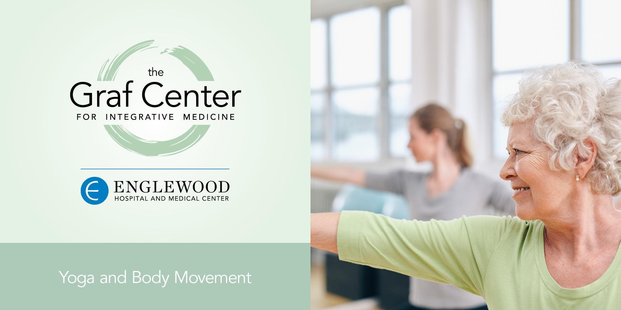 Yoga for Cancer at Graf Center for Integrative Medicine, Englewood