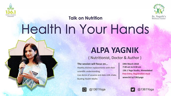 Health in Your Hands by Alpa Yagnik