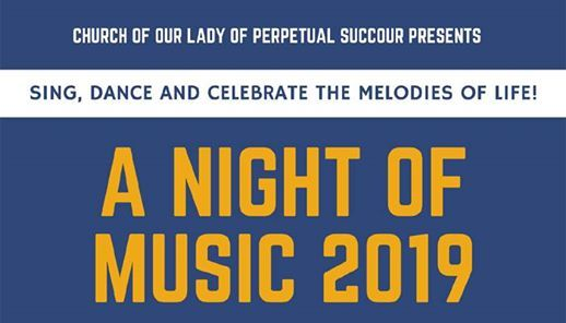 A Night of Music (Cancelled for May)