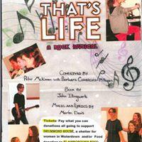 Thats Life A Rock Musical