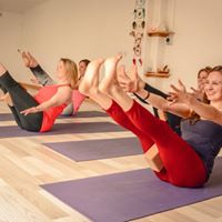 Saturday Morning Sweat Hot Yoga Workshop with Aisling