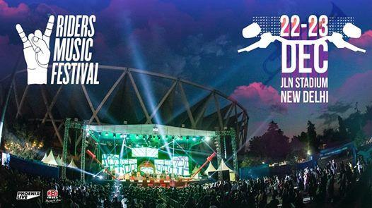 Riders Music Festival 2018