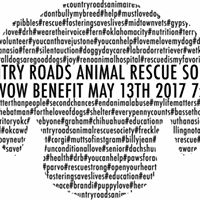 Country Roads Animal Rescue Society BOW WOW Benefit