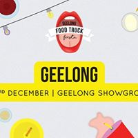 Food Truck Fiesta  Geelong (December 1-3)