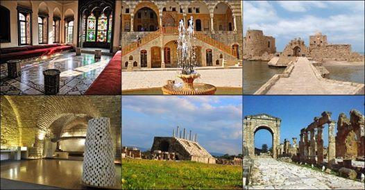 Beiteddine Palace - Sidon - Tyre Tour