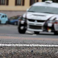 Test Drive 124 Spider  595 Spaziogenova Abarth