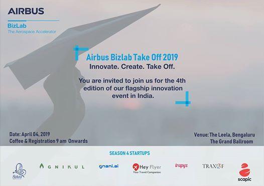 Airbus BizLab Takeoff 2019