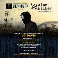 Monster Energy Up &amp Up Festival Alan Walker (Pre-Halloween)