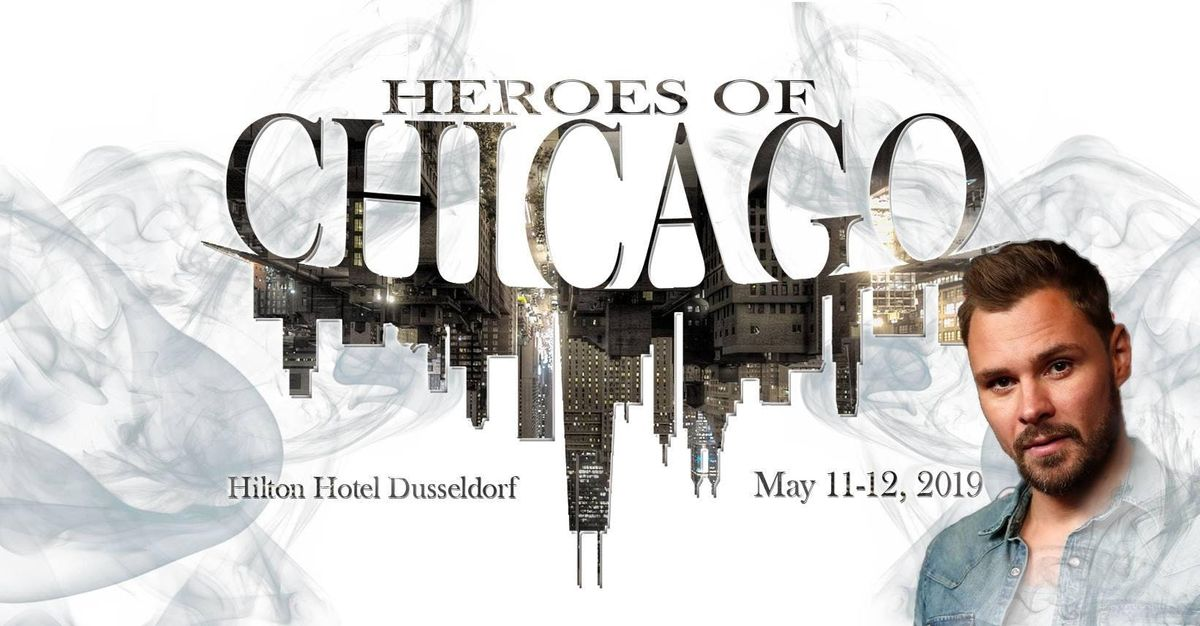 Heroes of Chicago - Autographs
