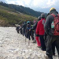 Himalayan DeoTibba Trek