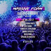 14062017 Massive FOAM - Outside Osijek