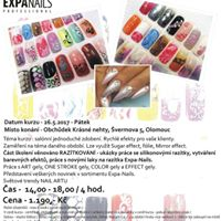 Kurz nail art - salon mix