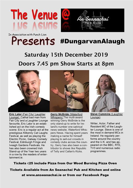 Dungarvan A Laugh