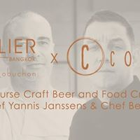 Robuchon x Copper Craft Beer is Here