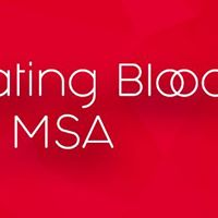 Donating Blood with the MSA