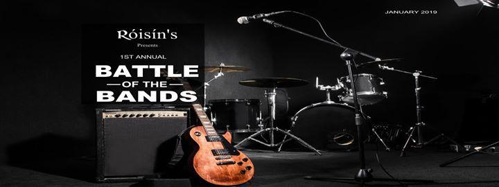 Roisins Battle Of The Bands Heat 2
