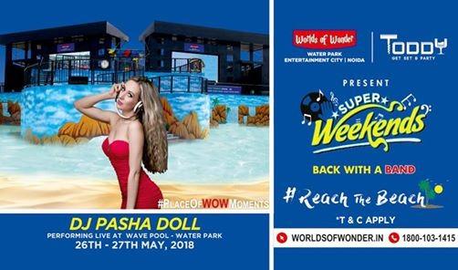 Super Weekends 2018