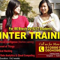 Winter Training Programme for 201617 BEBtech Students