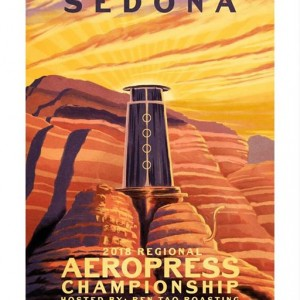 2018 AeroPress Regional Sedona AZ (USA)