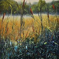Work by Susan Powell Fine Art on Display at Zahn Gallery