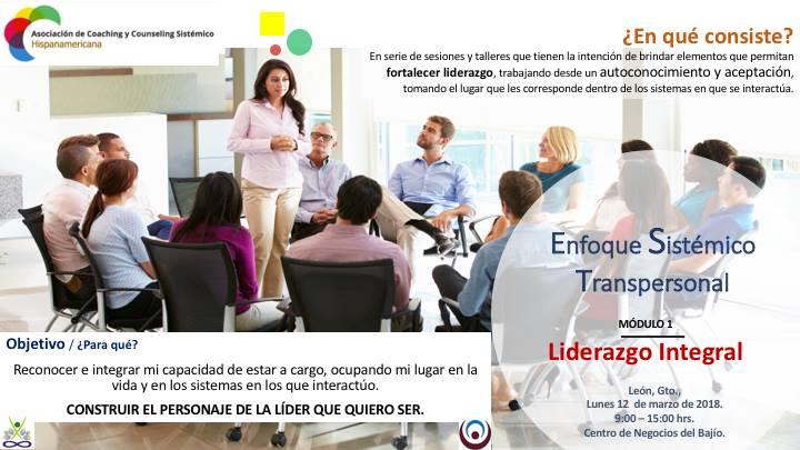 Liderazgo Integral At León Mexico León