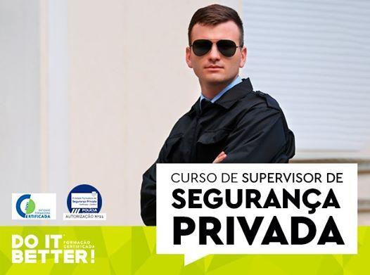 Curso de Supervisor de Segurana Privada