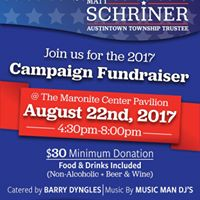 Campaign Kickoff Fundraiser