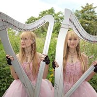 Seattle Washington  Free Harp Twins Concert