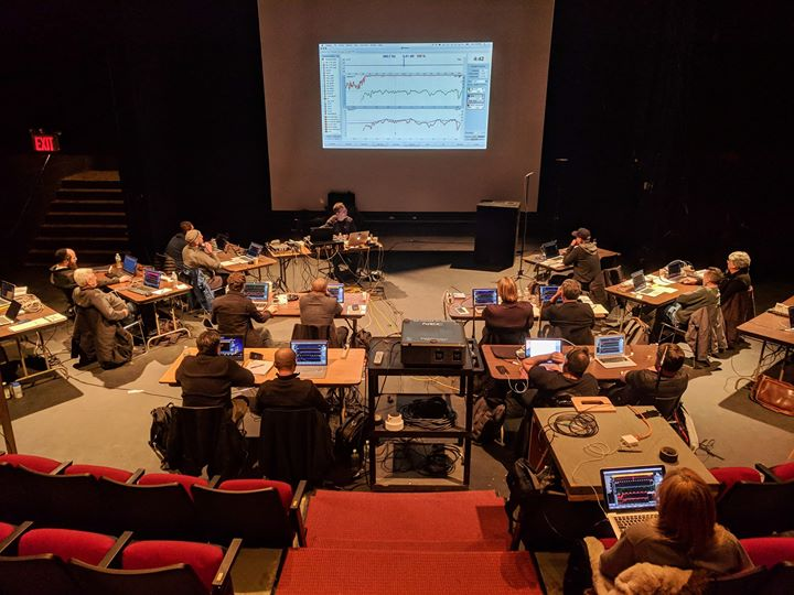 Toronto, Canada Smaart Training Class at LIVELab - McMaster