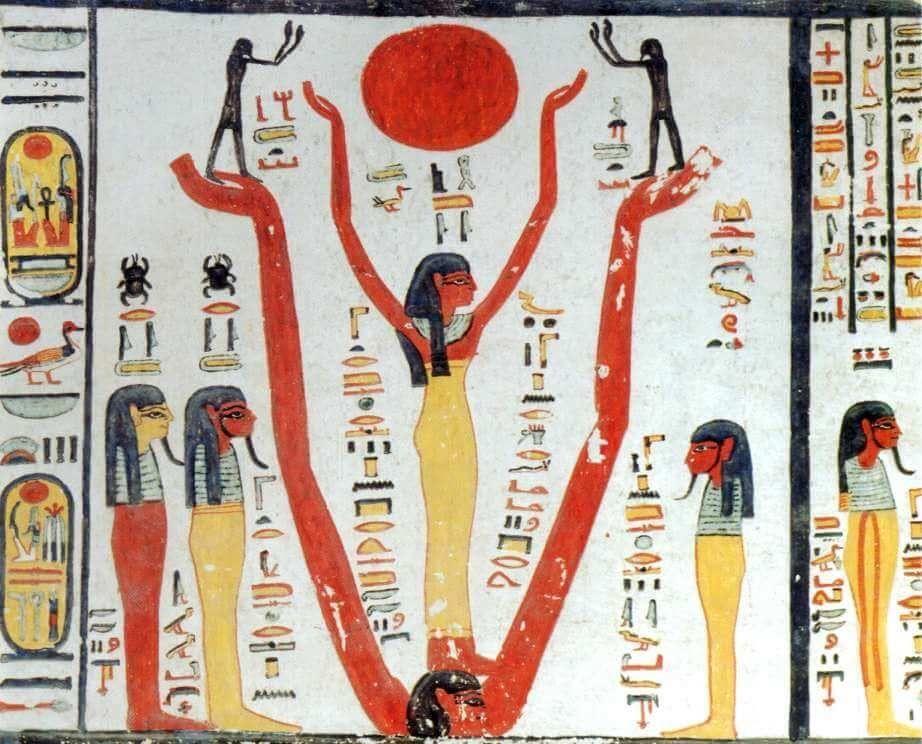Confrence - Le sacr dans lEgypte Antique