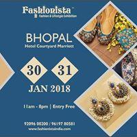 FASHIONISTA Fashion &amp Lifestyle Exhibition - Bhopal 18