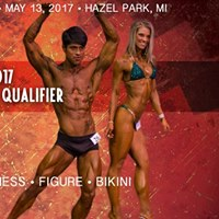 John Simmons Body Building Championship 2017