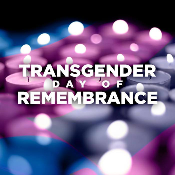 Transgender Day of Remembrance at The Woodward Theater