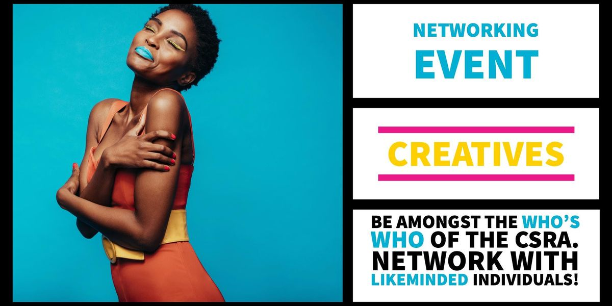 Creatives ONLY Networking Event