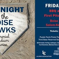 LCSC Night at the Boise Hawks