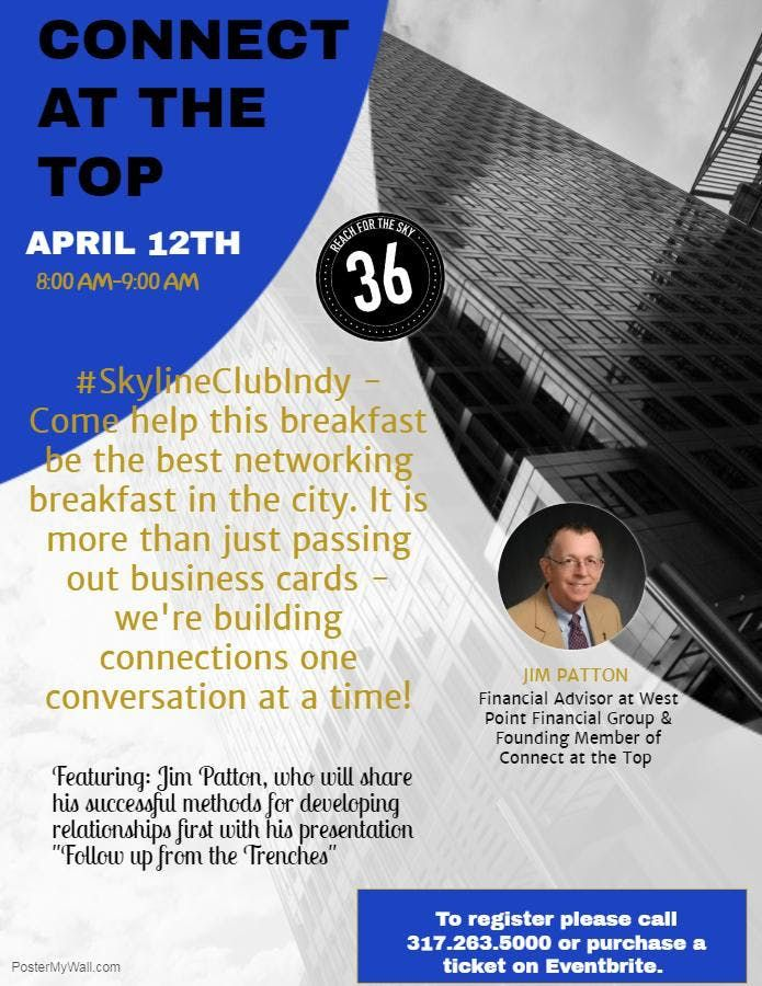 Connect at the Top Breakfast
