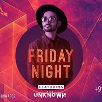 Friday Night Ft. DJ Tedd &amp Aryan at 1Above - 24th November 2017