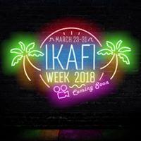IKAFI WEEK for HFN 2018