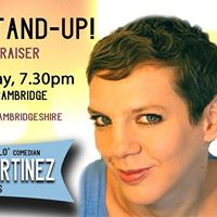 Sit-Down Stand-up A Comedy Fundraiser