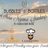 Bubbles &amp Bottles - Shisa Nyama Sundays